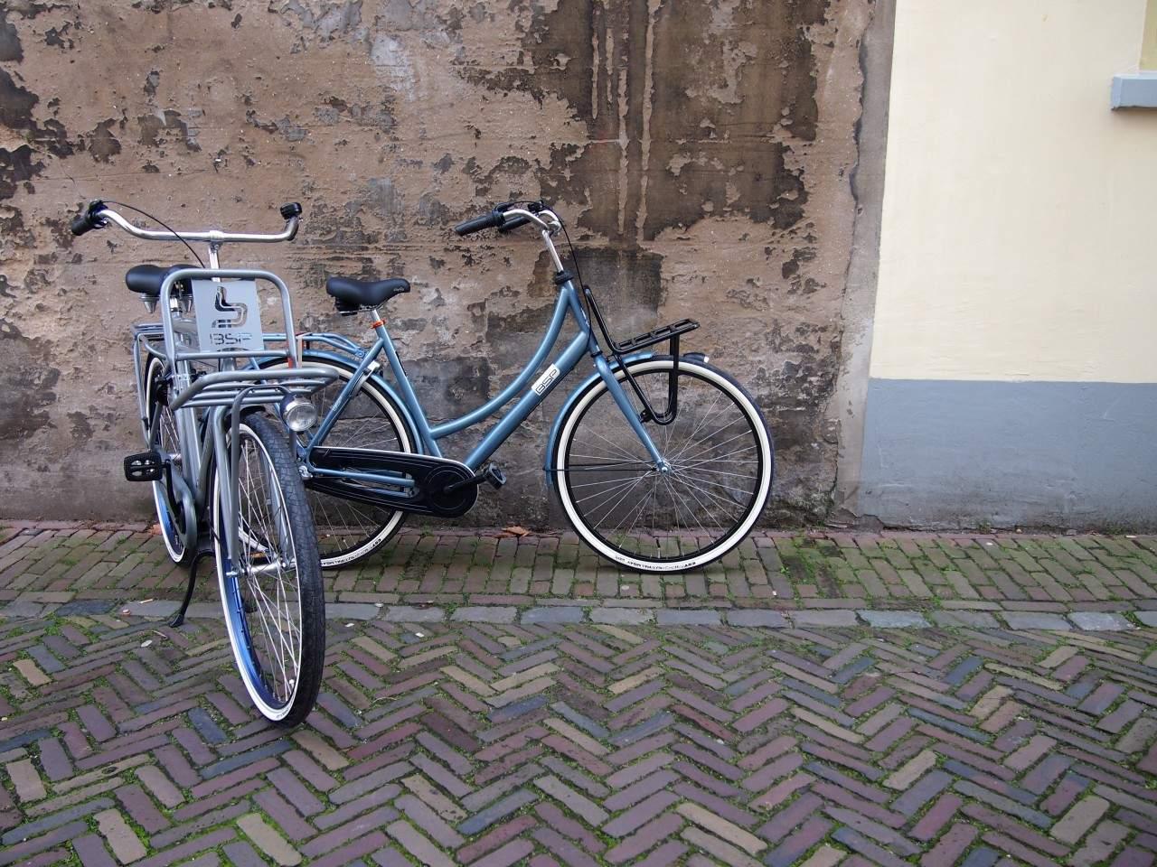 Alle BSP fietsen 10% korting