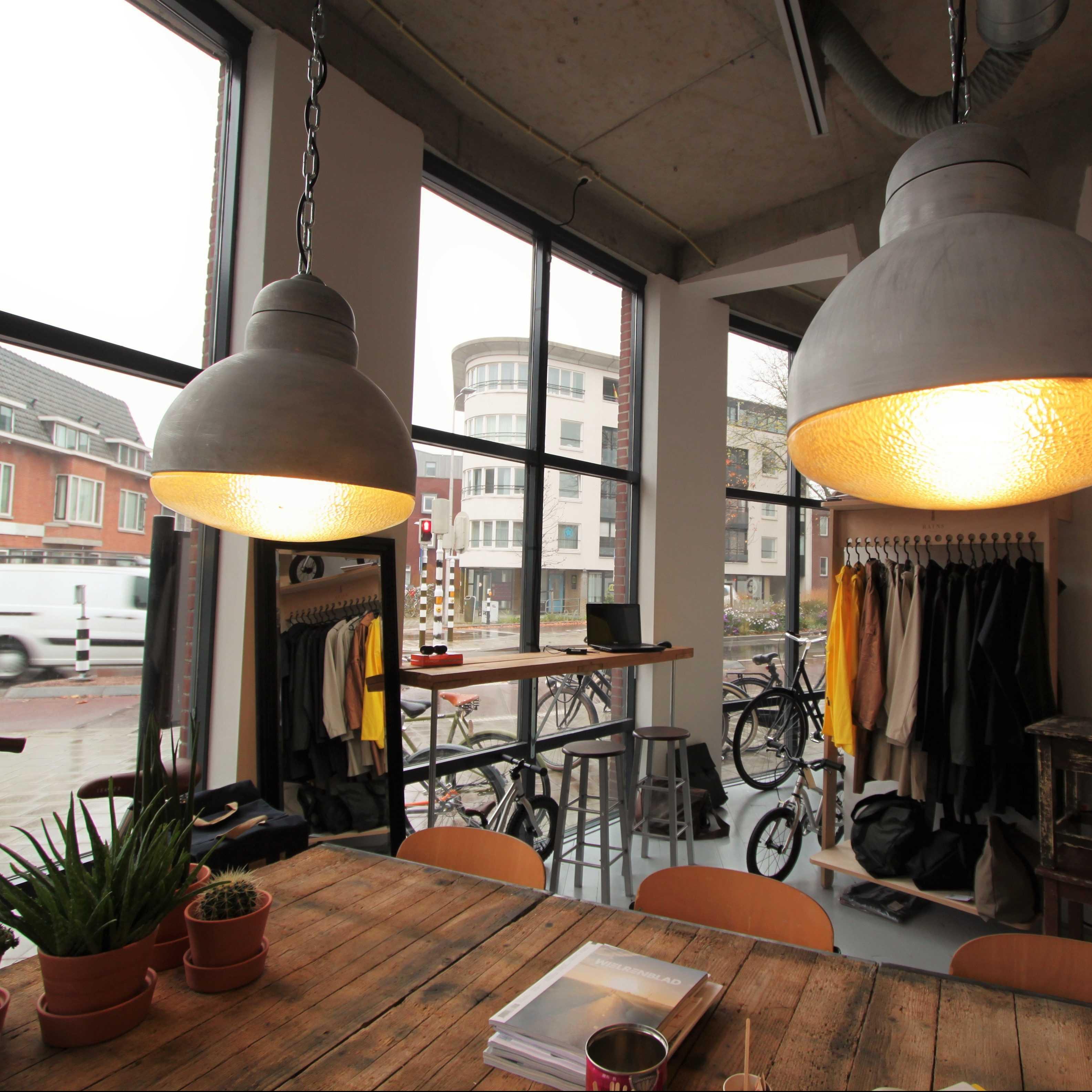 Het cafe