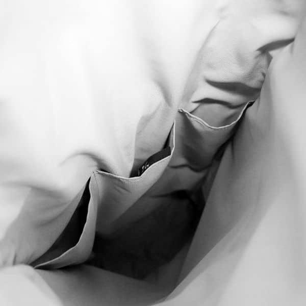 Inside rolltop grey
